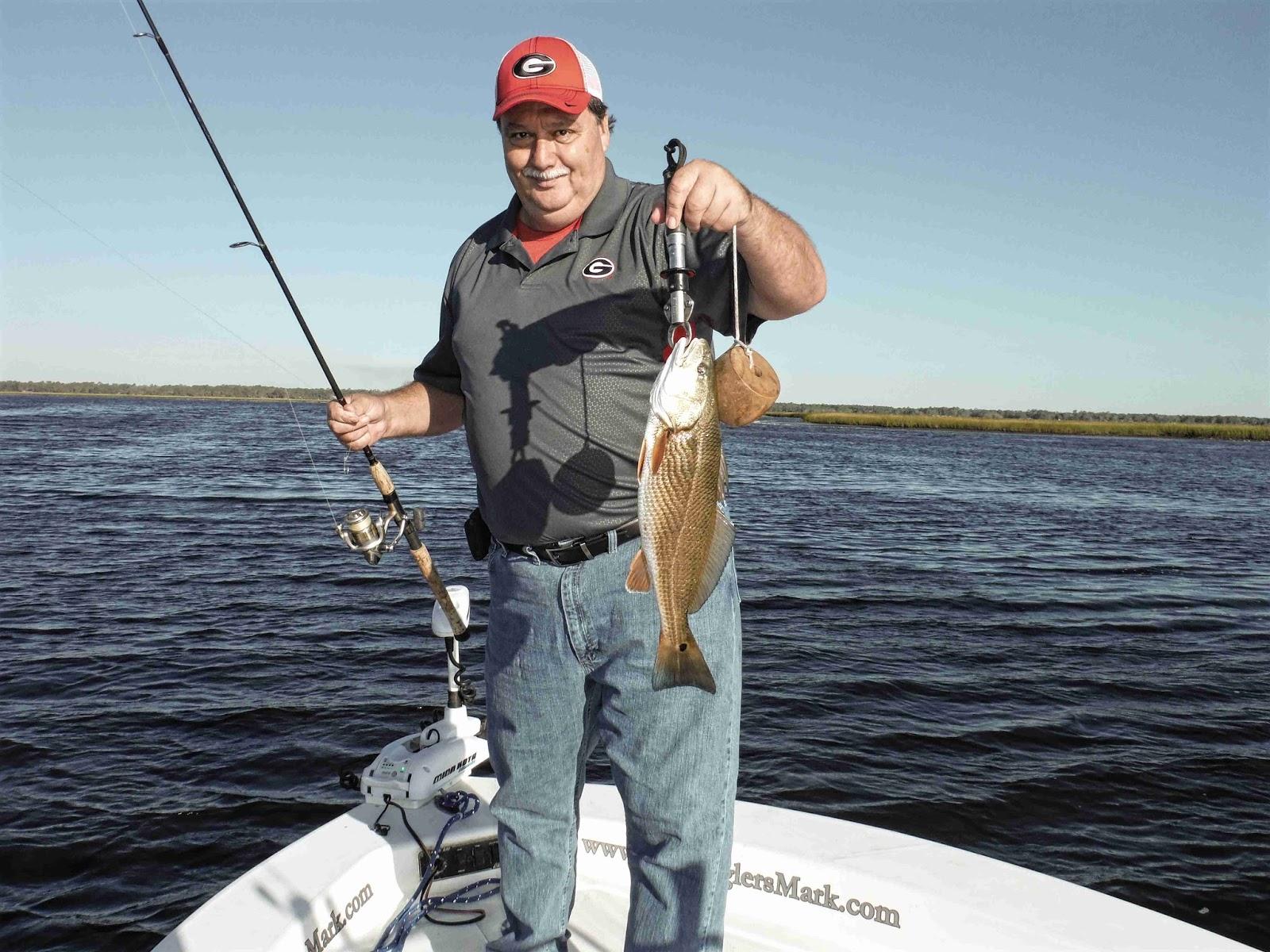 Amelia island fishing reports bulldawg invasion for Fishing report mexico beach fl