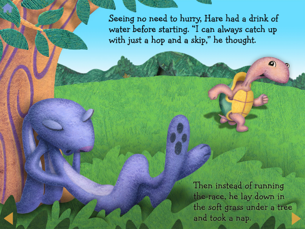 The Tortoise And Hare Story Pictures To Pin