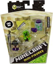 Minecraft Series 6 Creeper Mini Figure
