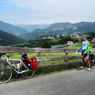 Dolomites bike rental cycling holiday