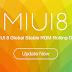 MIUI V8 disponível para download com PT-PT