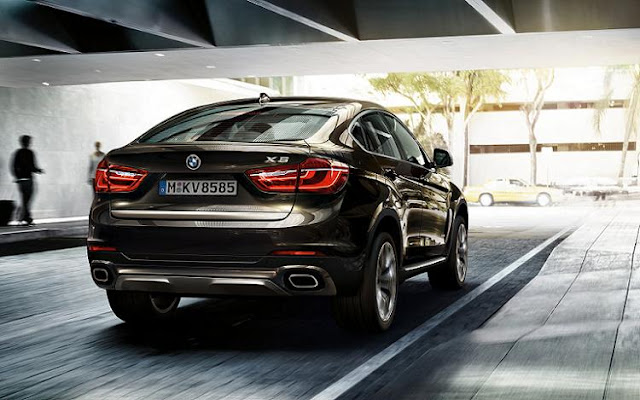 2017 BMW X6 Redesign
