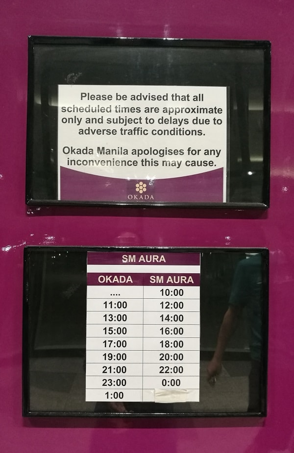 How to Commute to Okada Manila and SM MOA for Free - for
