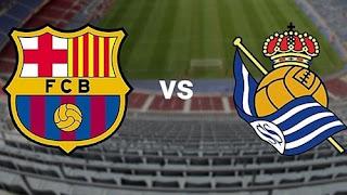 مشاهدة مباراة برشلونة وريال سوسيداد بث مباشر بتاريخ 15-09-2018 الدوري الاسباني