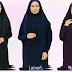 Namaz Elbisesi | Tek Parça Namaz Elbisesi | Pratik Namaz Elbisesi