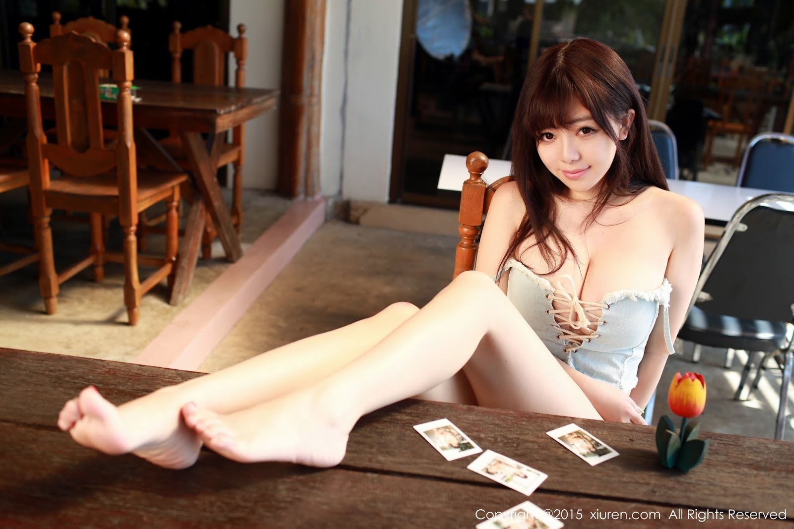 0027 - Sexy Hot Girl XIUREN NO.302 FAYE