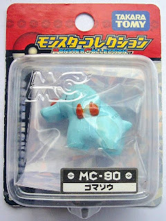 Phanpy figure Tomy Monster Collection MC series