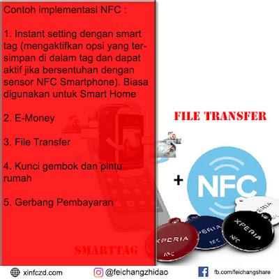 Kegunaan NFC