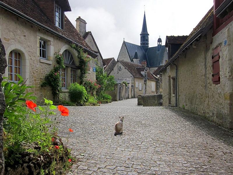 Cidadezinhas lindas Montresor França