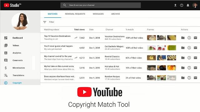 الربح من اليوتيوب,ازالة فيديو من اليوتيوب,التبليغ عن فيديو في اليوتيوب,حماية فيديوهاتك من السرقة,حماية فيديوهاتي من السرقة,سرقة فيديوهات اليوتيوب,سرقة قناة اليوتيوب,يوتيوب,أداة جديدة,موقع اليوتيوب فيديو,يوتيوب فيديو,إضافة مفيدة لإدارة قنوات اليوتيوب,مطالبة بملكية فيديو يوتيوب,الدخل من اليوتيوب,الربح من اليوتيوب في الجزائر,الربح من اليوتيوب للمبتدئين,سرقة فيديو,الربح من اليوتيوب 2017,الربح من اليوتيوب 2018,الربح من اليوتيوب المحترف,كيفية كشف من سرق الفيديوهات,كشف من سرق فيديوهاتك,اليوتيوب