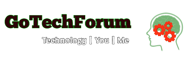 GoTechForum.com - This is an online publication with in-depth coverage of all things related to Tech