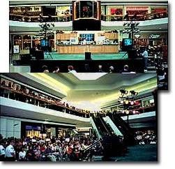 Metro Detroit Shopping Lakeside Mall
