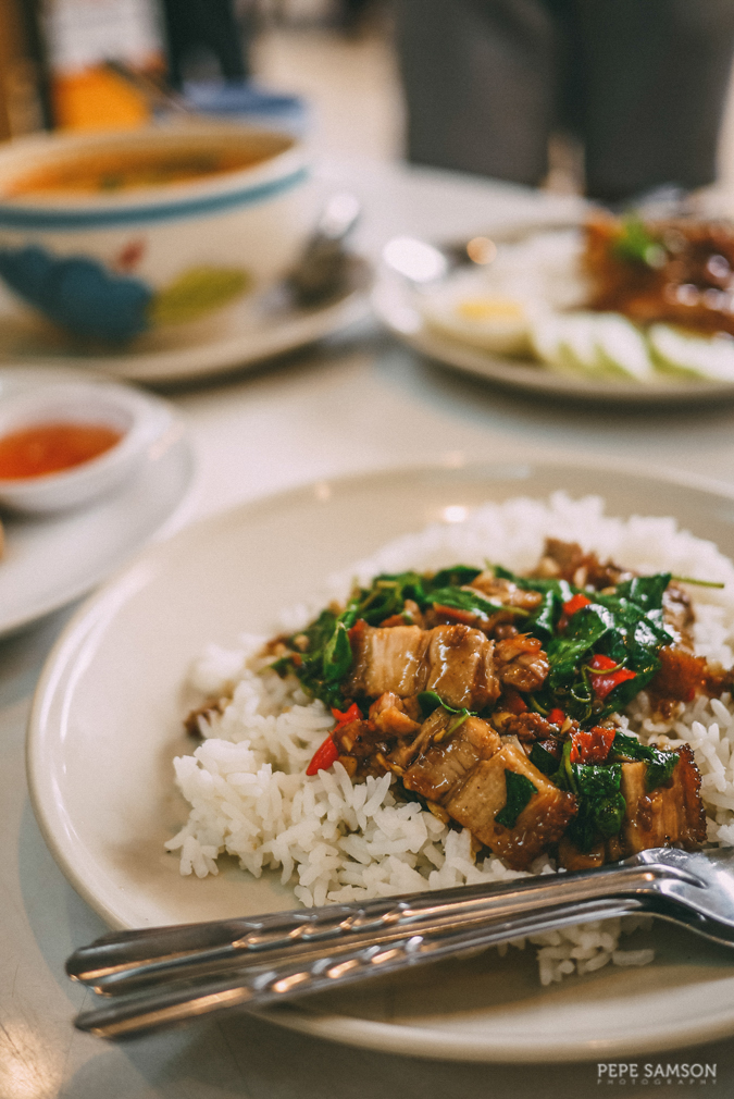 Travel Through Food: Pad Kra Pao Recipe