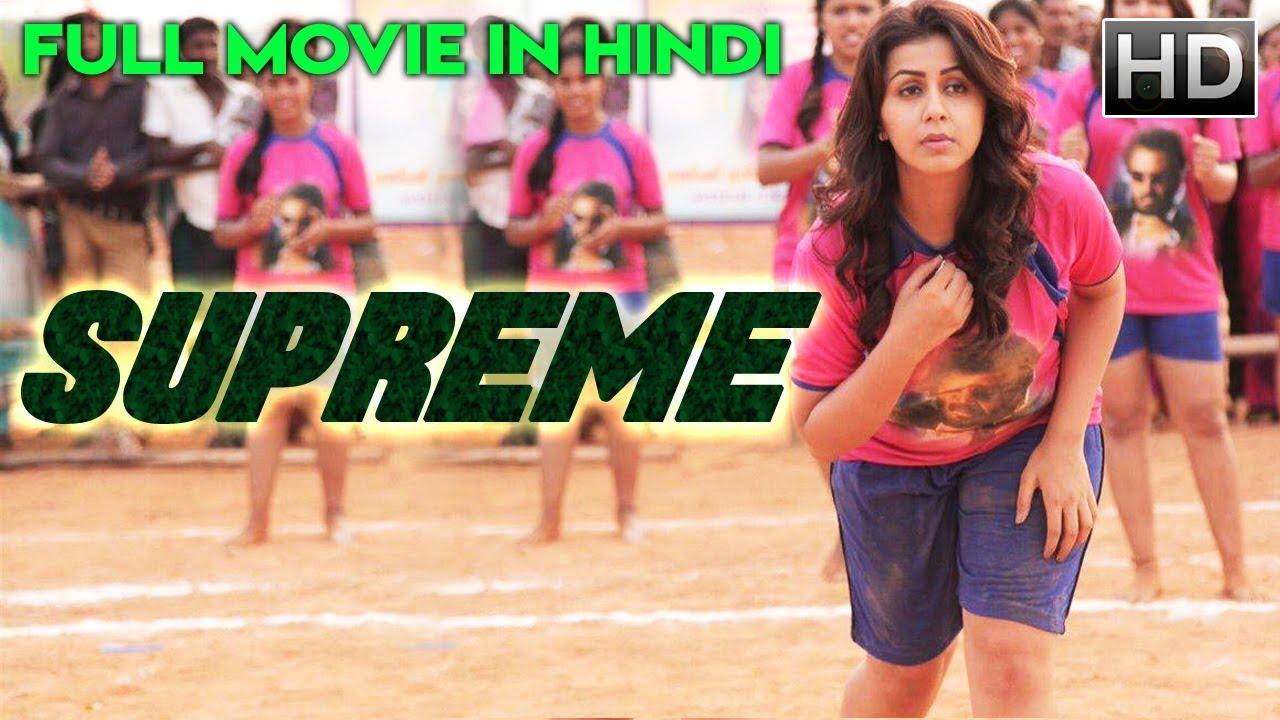 SUPREME (2018) Hindi Dubbed 350MB HDRip 480p x264