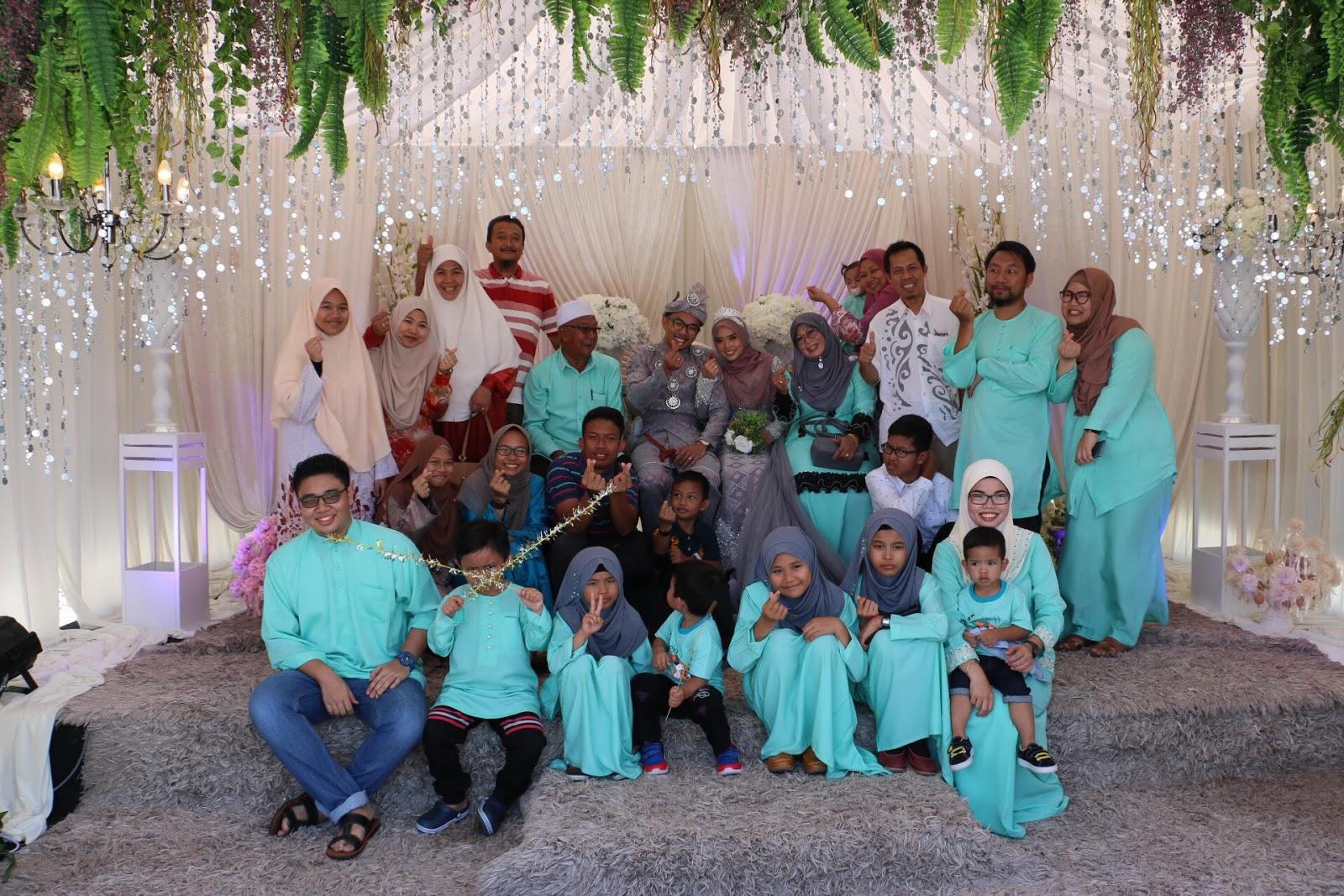 aktiviti keluarga, sambutan perayaan bersama keluarga, raya