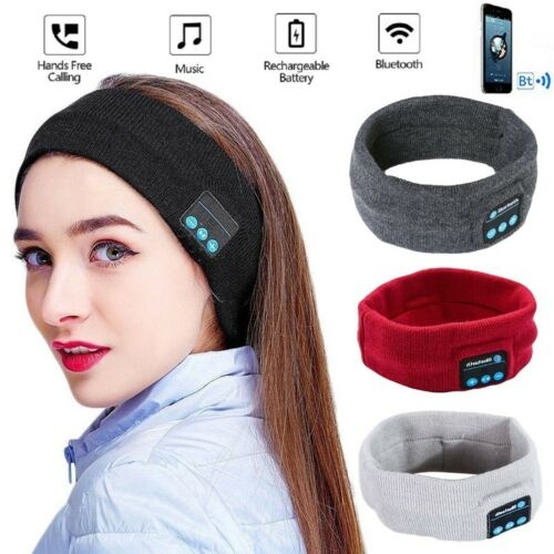 Sleep Headset Sports Sleeping Music Headband JOY Fashion