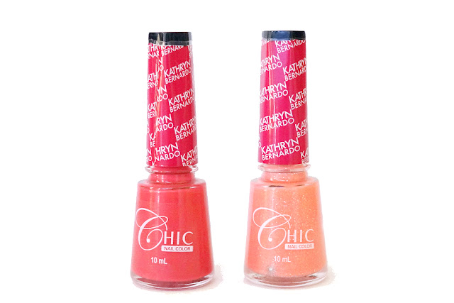 Chic Nail Color in Hit Like A Girl, Jelly Bean
