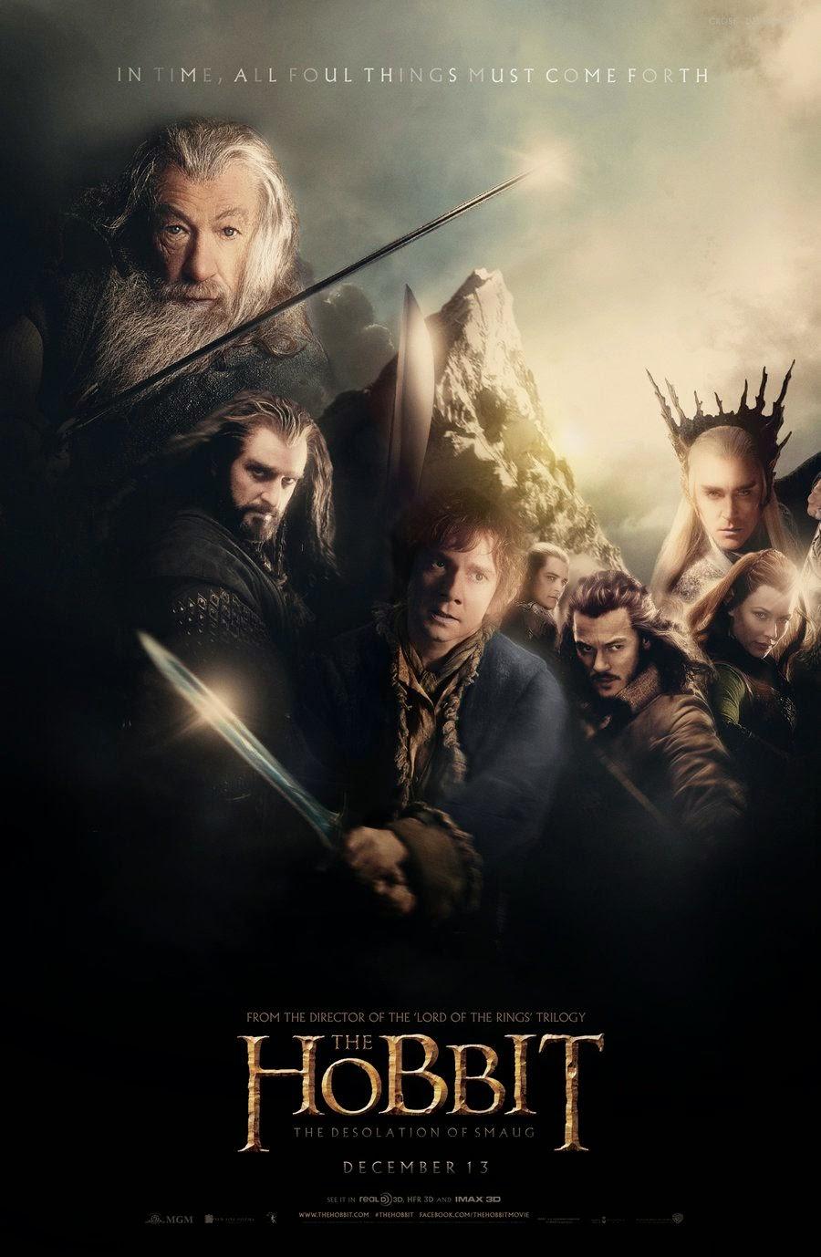 The Hobbit:The Desolation of Smaug เดอะ ฮอบบิท ดินแดนเปลี่ยวร้างของสม็อค [HD]