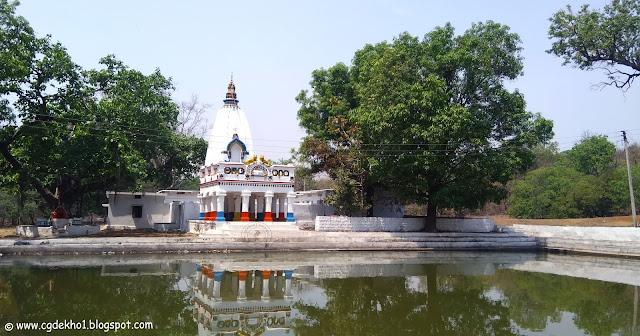 mahasamund dist temple
