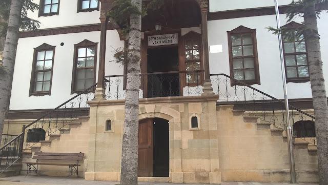 Şeyh Şabanı-ı Veli Vakıf Müzesi