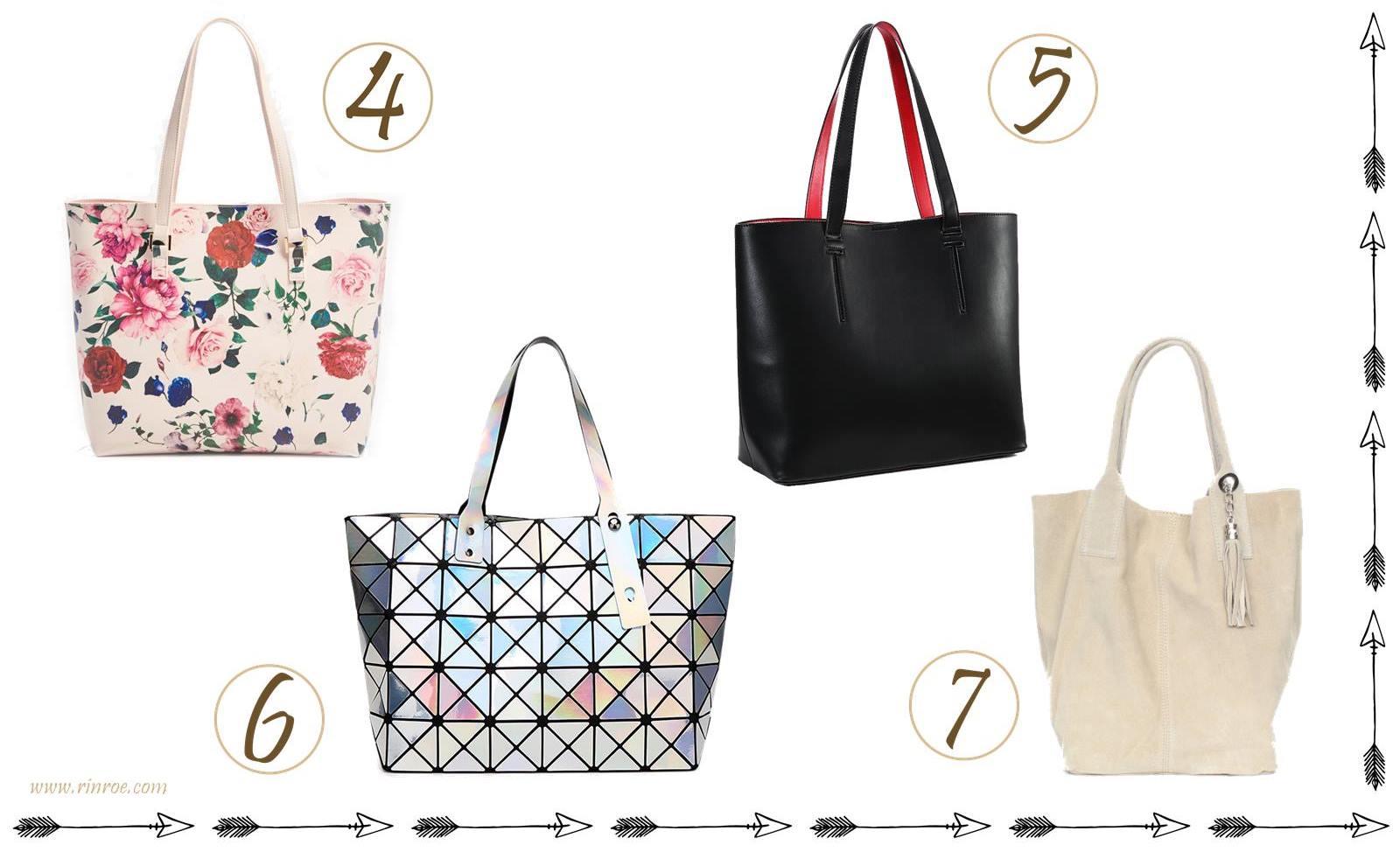 jaką  torebkę wybrać? torebka kuferek, shopper, listonoszka