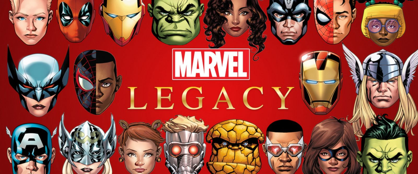 Avengers 1 000 000 Bc Marvel: The Epic Review: Check It Out: Marvel Legacy #1: To Debut
