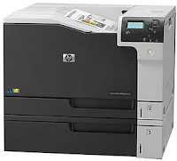 HP Color LaserJet Enterprise M750dn Driver