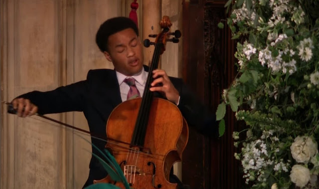 Kanneh-Mason was one of the talented musicians who performed during Prince Harry and Meghan Markle's wedding ceremony on Saturday 19th, 2018