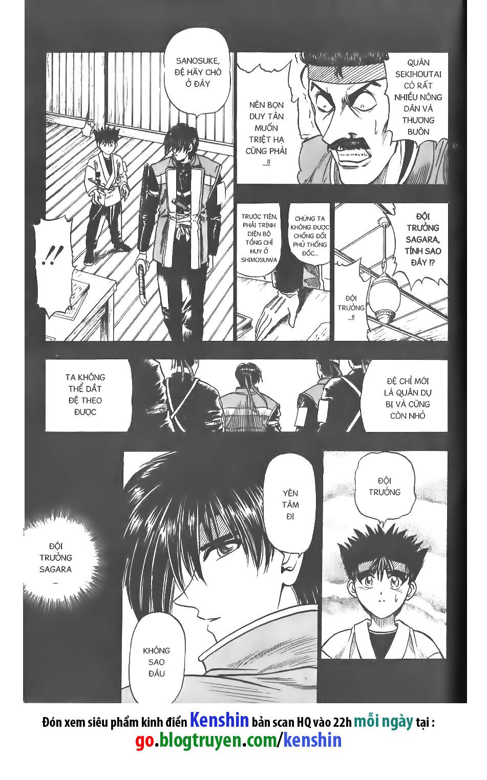 Rurouni Kenshin chap 7 trang 12