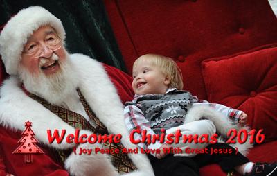 Kids-Santa