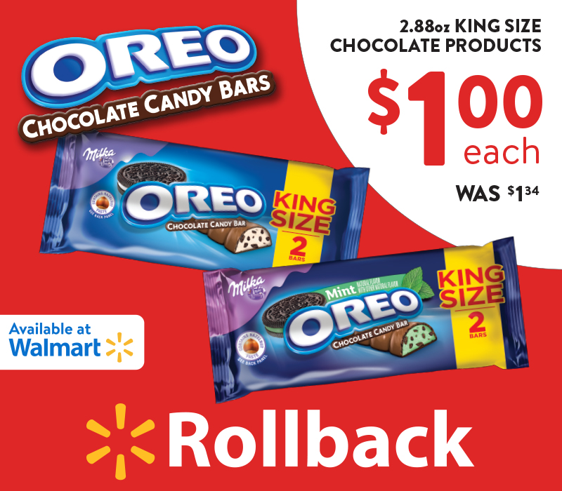 ff5d0d97991 Giveaway OREO Chocolate Candy Bar at Walmart