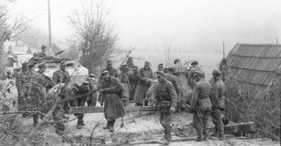 última batalla de la Segunda Guerra Mundial