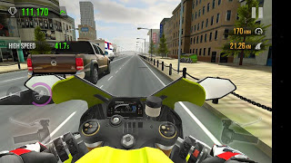 Traffic Rider v1.1.2 Mod Apk-screenshot-2