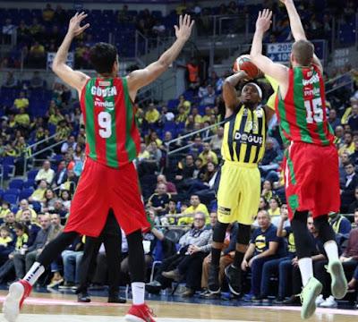 Fenerbahçe Doğuş - Pınar Karşıyaka