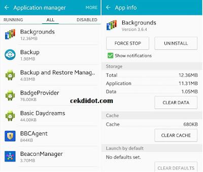 Menghapus Aplikasi Bawaan Android Tanpa Root Semua Hp