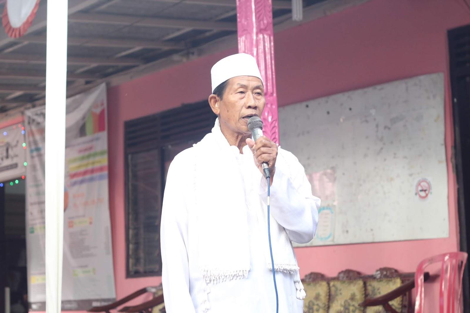 Kyai Haji Maskur dari Desa Jerukagung
