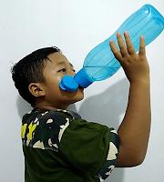 Minum air alkali
