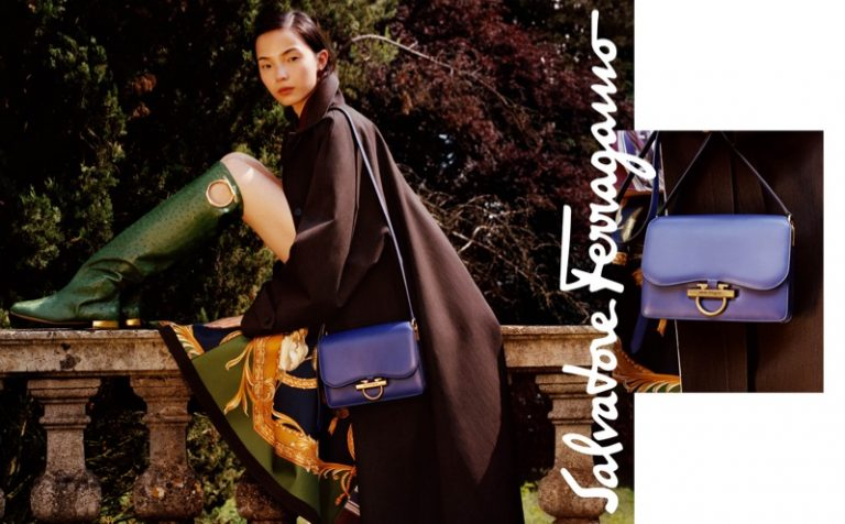 Salvatore Ferragamo releases fall-winter 2018 campaign