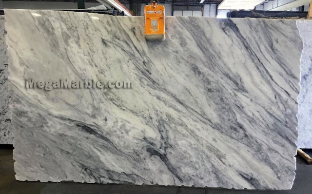 Carrara Quartzite Approximate Slab For Countertops