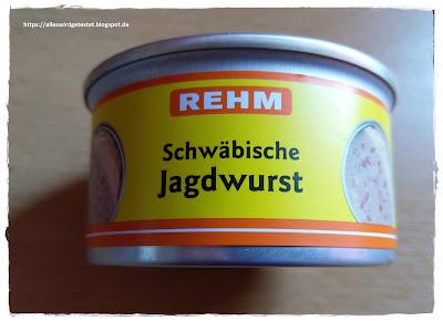Rehm Schwäbische Jagdwurst