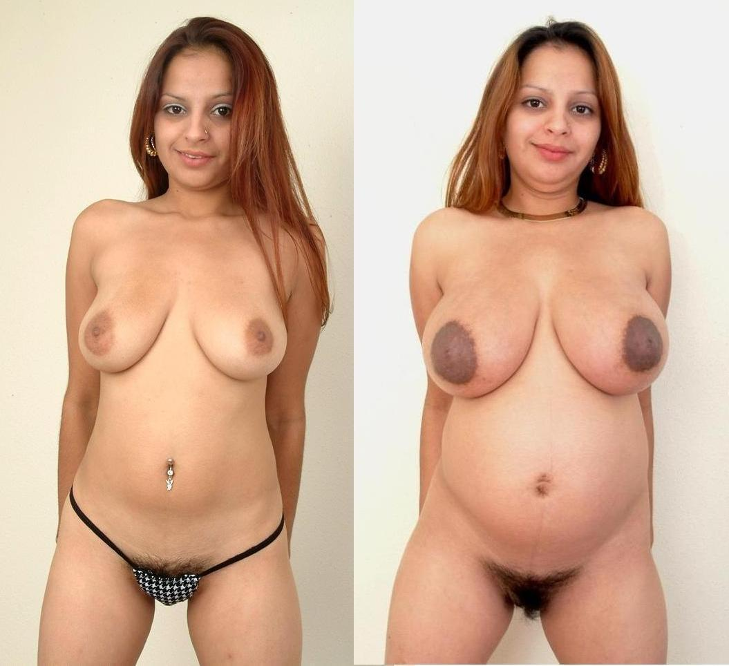Could not wife nude pregnant progression