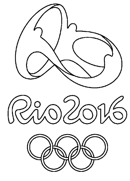 coloring pages for kids free images brazil rio 2016 olimpic games free coloring pages