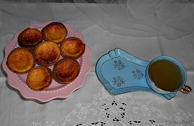 receita bolos de baunilha