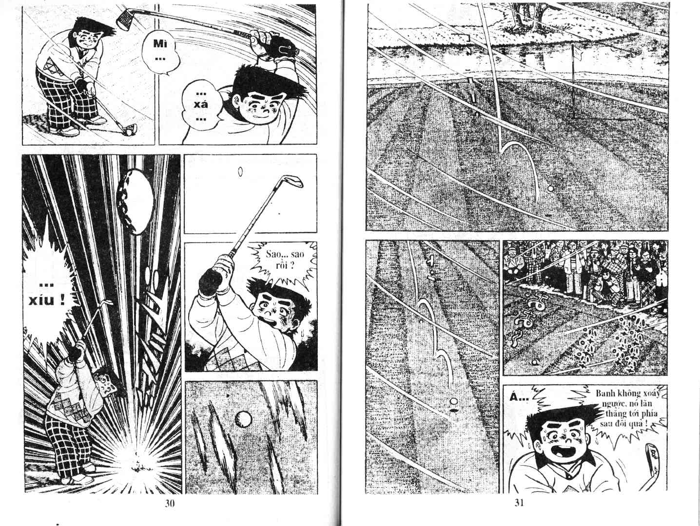 Ashita Tenki ni Naare chapter 47 trang 15