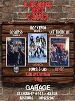 Tributo a Guns n´ Roses | Skid Row | AC/DC