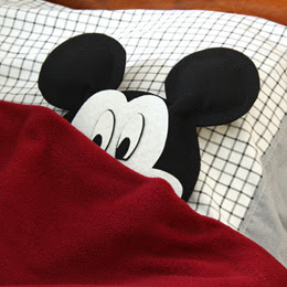 under covers mickey craft photo 260x260 clittlefield D - PAP Almofada do Mickey
