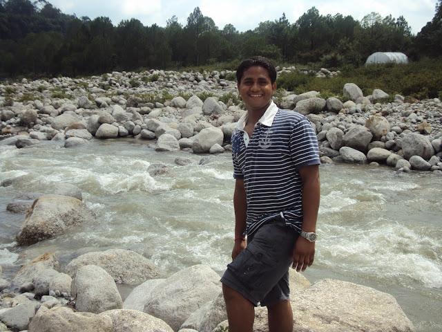 dharmshala river