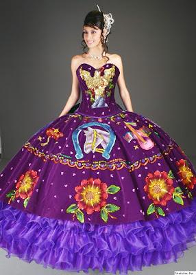 Vestidos de XV Años Charros