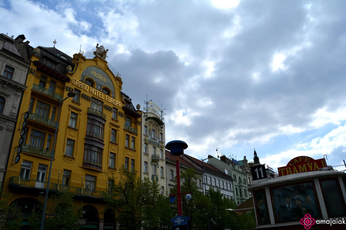 Mi mundo amajaiak modernismo en praga hoteles for Hoteles en praga