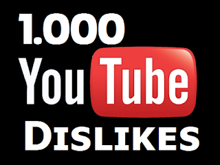 Buy 1000 YouTube Dislikes